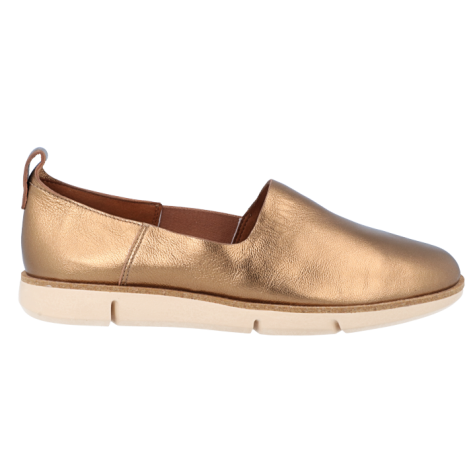 Clarks Trigenic Leder Slipper