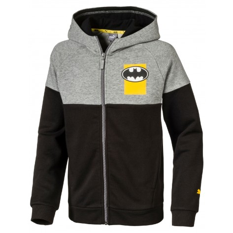 Puma Batman Hoody mit ZIP